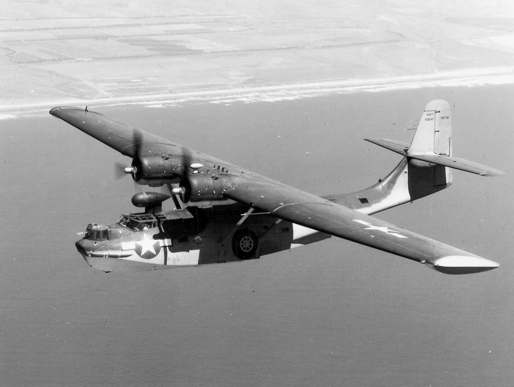 Image result for Consolidated PBY-6A Catalina RAF